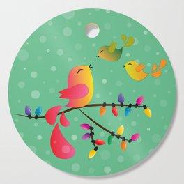 Merry Christmas, My Babies! Cutting Board