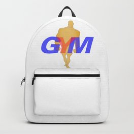 GYM Man 4 Backpack