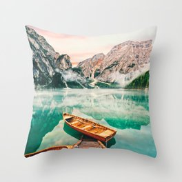 While We Are Young Throw Pillow