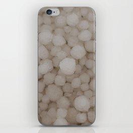 Salt in the Dead Sea, Israel iPhone Skin