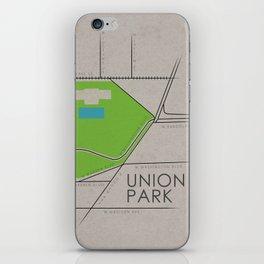 Chicago - Union Park iPhone Skin
