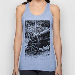 Civil War Cannon Unisex Tank Top