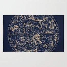 Gold Ceiling | Zodiac Skies Rug
