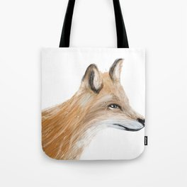 the fox Tote Bag