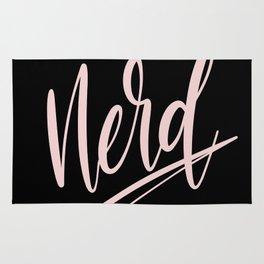 Nerd / Pink Rug
