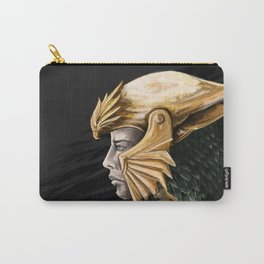 Gold helm Carry-All Pouch