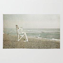 Lifeguard Chair at Dawn Rug