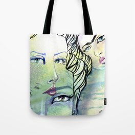 Fridalicious by Jane Davenport Tote Bag
