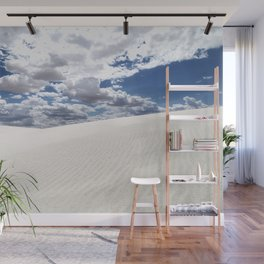 White Sand, Blue Skies Wall Mural