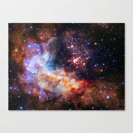 Westerlund Star Field Canvas Print