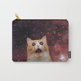 scaredy cat in space Carry-All Pouch