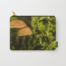 Little mushrooms #6 Carry-All Pouch