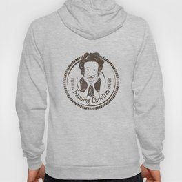 Traveling Christian Project Crest (grunge1) Hoody