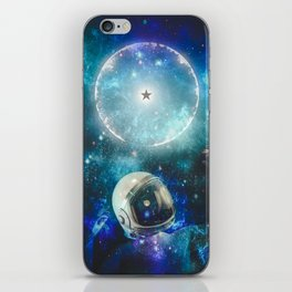 See You, Spaceman iPhone Skin