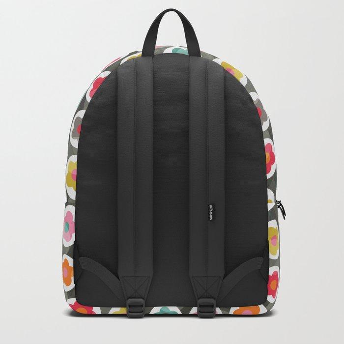 LAZY DAISY PATTERN Backpack