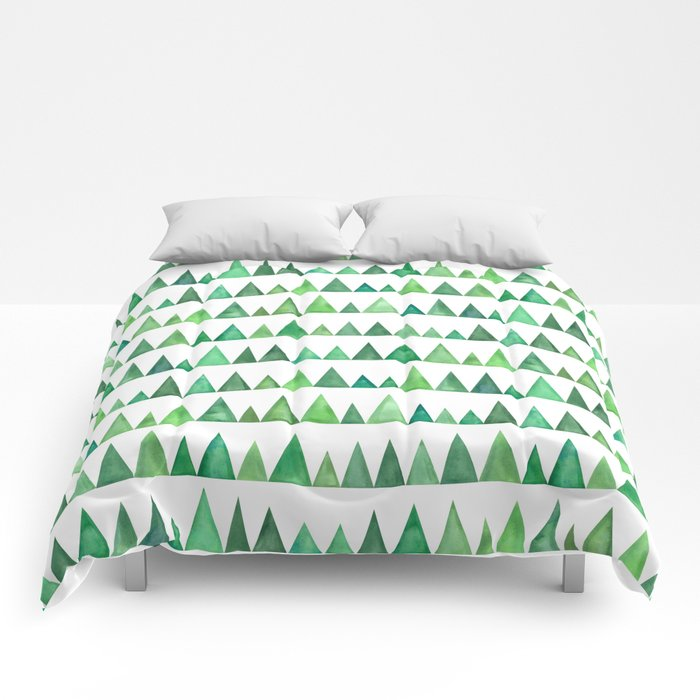 Pine Forest Comforters