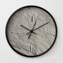 SUN CLOCK - THE TIME DOESN'T EXIST Wall Clock