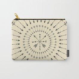 Arrow Compass Carry-All Pouch