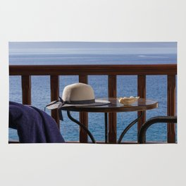 Time For Vacations By The Sea Rug