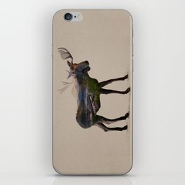 The Alaskan Bull Moose iPhone Skin