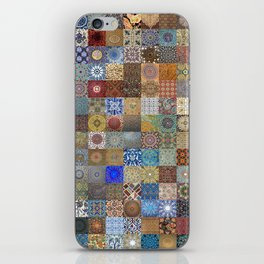 Persian Art Montage iPhone Skin