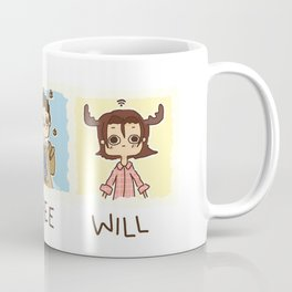 Team Free Will Coffee Mug