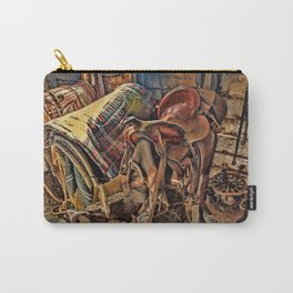 The Old Tack Room Carry-All Pouch
