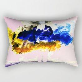 Boom Color Rectangular Pillow