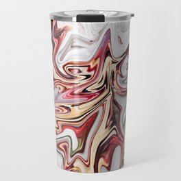 Trimming Roses Travel Mug