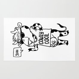 Cowly Cool Rug