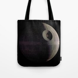That's no Moon... Tote Bag