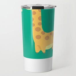 Giraffe problems! Travel Mug
