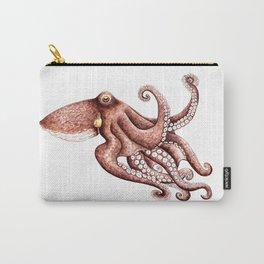 Octopus (Octopus vulgaris) Carry-All Pouch