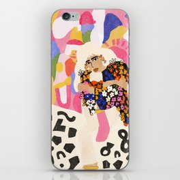 World Full Of Colors iPhone Skin
