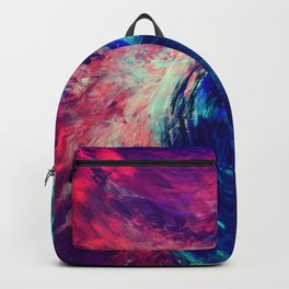 Moéhala   Zoom In 1   Colourful, Intesive, Raw, Unfiltered Backpack
