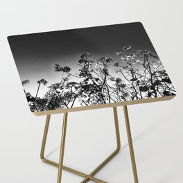Nature in The City Side Table