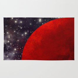 Mars In The Stars Rug