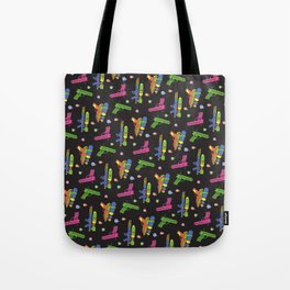 Water Guns Tote Bag