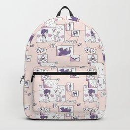Corkboard to Love Backpack