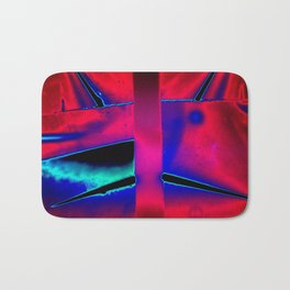 Red light Bath Mat