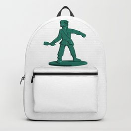 Army Grenadier Toy Soldier Backpack