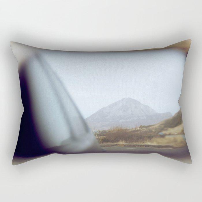 Mt. Errigal Rectangular Pillow