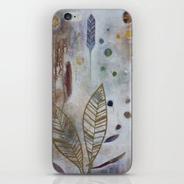 Luna Leaf iPhone Skin