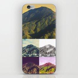 9 Fases El Avila iPhone Skin