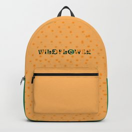 Tom Petty Wildflower Backpack