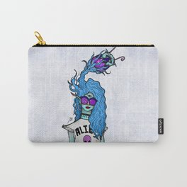Alien Influencer Carry-All Pouch