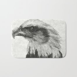 Bald Eagle Bath Mat