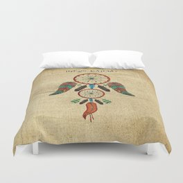 DREAM CATCHER Duvet Cover