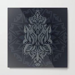 SARAWAK MYSTICA Metal Print