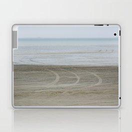 Airport on the beach Laptop & iPad Skin